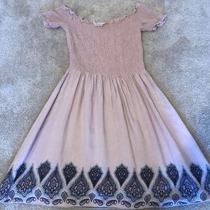 Dress from Charlotte Russe